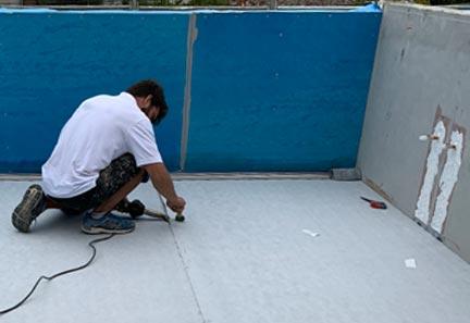 External waterproofing services