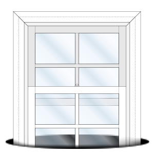 What are the different parts of a window called? Learn it all here!