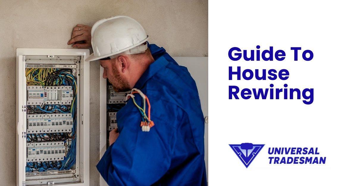 House Rewiring Guide